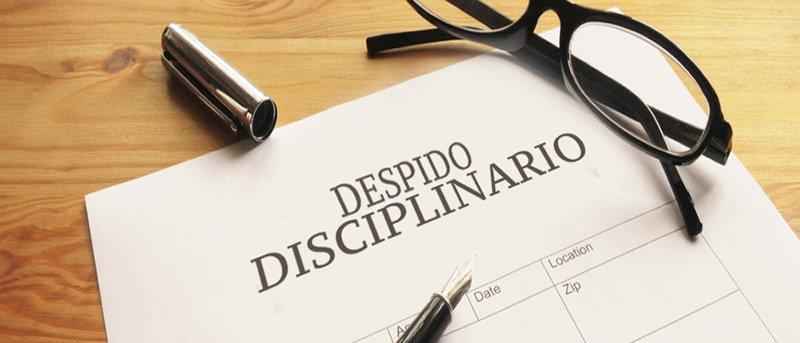 Despido disciplinario por uso indebido de medios tecnológicos.