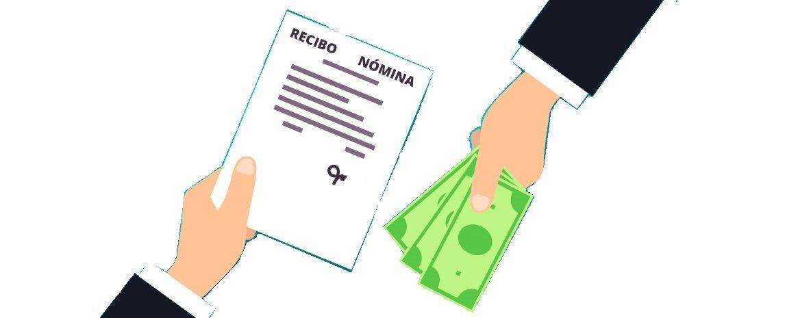 No es suficiente con firmar los recibos de salarios para tener justificado el pago de los mismos