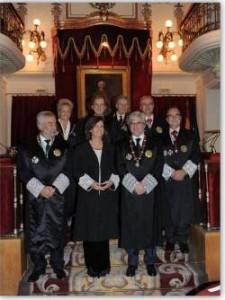 Actos institucionales del Consejo General de Graduados Sociales