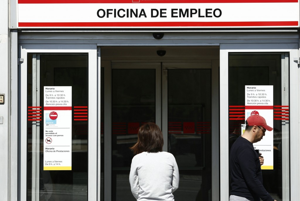 Requisitos solicitud de pago nico de prestaci n por for Oficina de empleo azca madrid