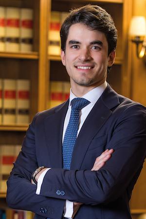 Perfil de Diego San Martín abogado en Bufete Casadeley