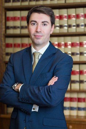 Pablo Herrero abogado civil y mercantil en Madrid