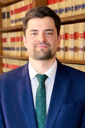 Álvaro San Martín abogado en Bufete Casadeley Abogados