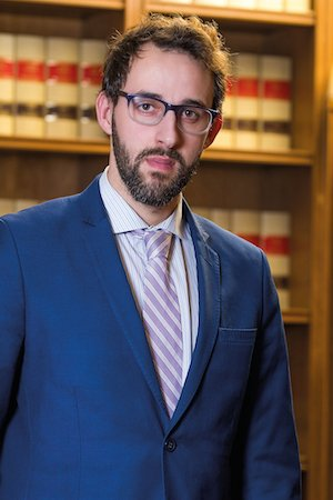 Casimiro Gonzalez abogado de Bufete Casadeley