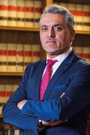 Jose Luis Fente técnico contable de Bufete Casadeley