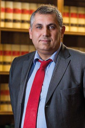 Juan José Martín abogado de Bufete Casadeley